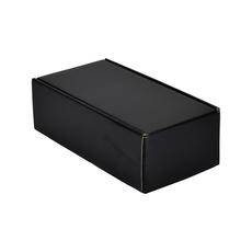 One Piece Postage Box 15186 - Premium Gloss Black