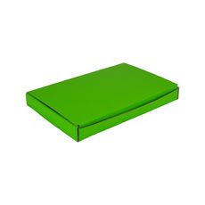 One Piece Postage Box 16170 - Premium Gloss Lime Green
