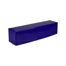 Olive Oil & Condiments Box Small - Premium Gloss Purple (White Inside)