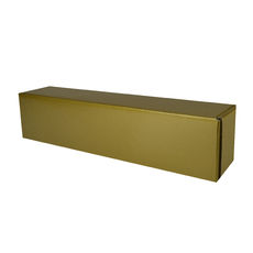 Olive Oil & Condiments Box Large - Premium Gloss Gold (White Inside)