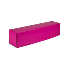Olive Oil & Condiments Box Large - Premium Gloss Hot Pink (White Inside)