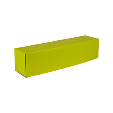 Olive Oil & Condiments Box Large - Premium Gloss Yellow (White Inside)