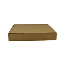One Piece Postage Box 17559 - Kraft Brown (Brown Inside)