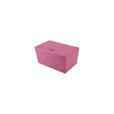 Two Fold Large - Matt Pink  - Paperboard