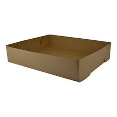 Tray 4 - Kraft Brown