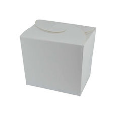 Noodle Medium - Smooth White  - Paperboard
