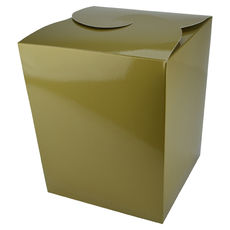Noodle Large - Gloss Gold  - Paperboard