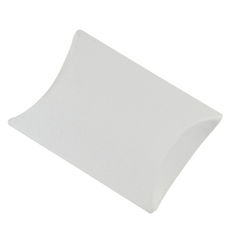 Premium Pillow Pack Tiny - Smooth White  - Paperboard