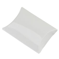 Premium Pillow Pack Tiny - Gloss White Paperboard (285gsm)