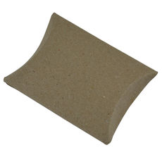 Premium Pillow Pack Tiny - Recycled Brown (Brown Inside)