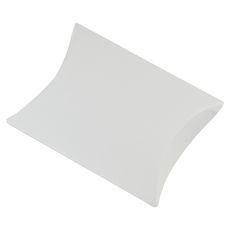 Premium Pillow Pack Extra Small - Smooth White  - Paperboard