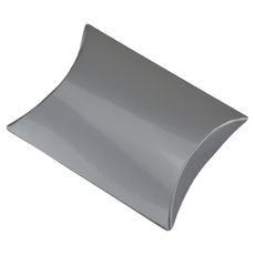 Premium Pillow Pack Extra Small - Gloss Silver  - Paperboard