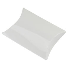Premium Pillow Pack Extra Small - Gloss White Paperboard (285gsm)