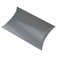 Premium Pillow Pack Medium - Gloss Silver