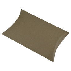Premium Pillow Pack Medium - Recycled Brown (Brown Inside) - Paperboard