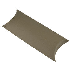 Premium Pillow Pack Narrow - Recycled Brown (Brown Inside)