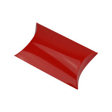 Premium Pillow Pack Small - Gloss Red  - Paperboard