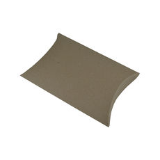 Premium Pillow Pack Large - Recycled Brown (Brown Inside) - Paperboard