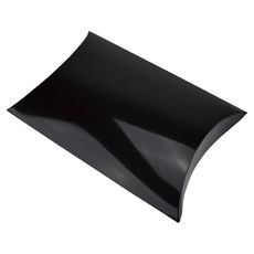 Premium Pillow Pack Extra Large - Gloss Black  - Paperboard