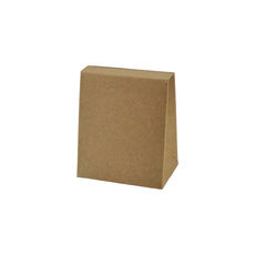 Pyramid Tiny - Kraft Brown Paperboard (285gsm)