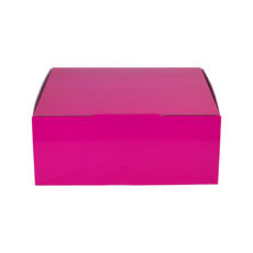 Small Shipper Box 19268 - Premium Gloss Hot Pink