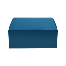 Small Shipper Box 19268 - Premium Gloss Navy Blue