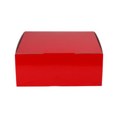 Small Shipper Box 19268 - Premium Gloss Red