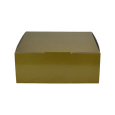 Large Shipper Box 19269 - Premium Gloss Gold