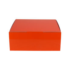 Large Shipper Box 19269 - Premium Gloss Orange