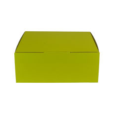 Large Shipper Box 19269 - Premium Gloss Yellow
