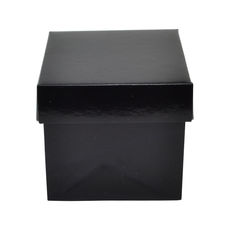 Tiny Gift Box 19276 - Premium Gloss Black