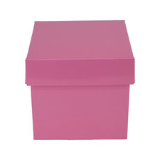 Tiny Gift Box 19276 Base & Lid - Premium Matt Baby Pink