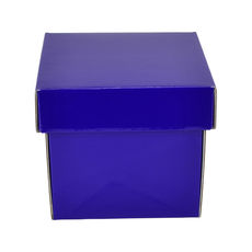 Tiny Gift Box 19276 Base & Lid - Premium Gloss Purple