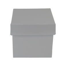 Tiny Gift Box 19276 Base & Lid - Premium Matt White (Most Popular)