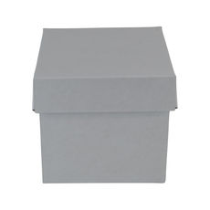 Tiny Gift Box 19276 Base & Lid - Kraft White