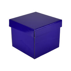 Mini Gift Box 19277 Base & Lid - Premium Gloss Purple