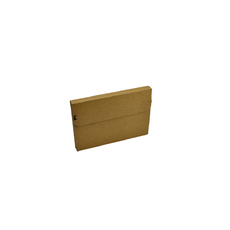 One Piece Medium Mailer with Peal & Seal Tape - Kraft Brown