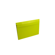 One Piece A4 Mailer 10mm High with Peal & Seal Tape - Gloss Yellow