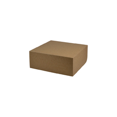 One Piece Small Hamper Box 23403 with Full Depth Lid