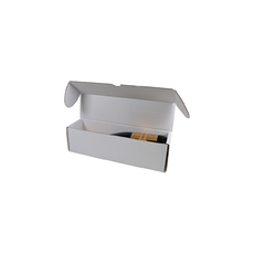 320 One Piece Champagne Gift Box 24646 Kraft White