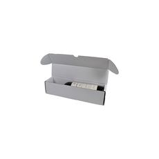 310mm One Piece Wine Gift Box 24647 Kraft White