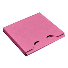 CD Box - Premium Gloss Baby Pink