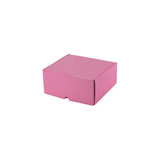 One Piece Postage & Gift Box 5319 - Premium Gloss Baby Pink