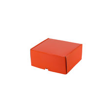 One Piece Postage & Gift Box 5319 - Premium Gloss Orange