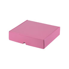 One Piece Postage & Gift Box 5320 - Premium Gloss Baby Pink