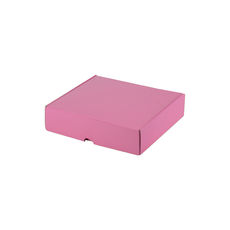 One Piece Postage & Gift Box 5322 - Premium Gloss Baby Pink