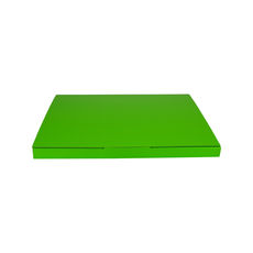 Book Box Twist Mailer 8 - Premium Gloss Lime Green (White Inside)