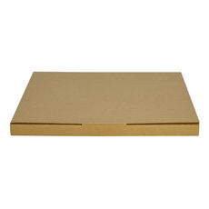 Book Box Twist Mailer 2 - Kraft Brown (Brown Inside)
