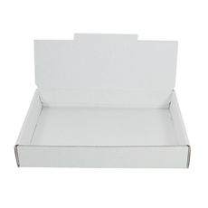 Self Locking Counter Display 7557 - Kraft White (White Inside)