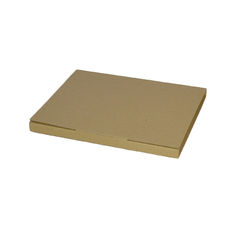 Book Box Twist Mailer 7 - Kraft Brown (Brown Inside)